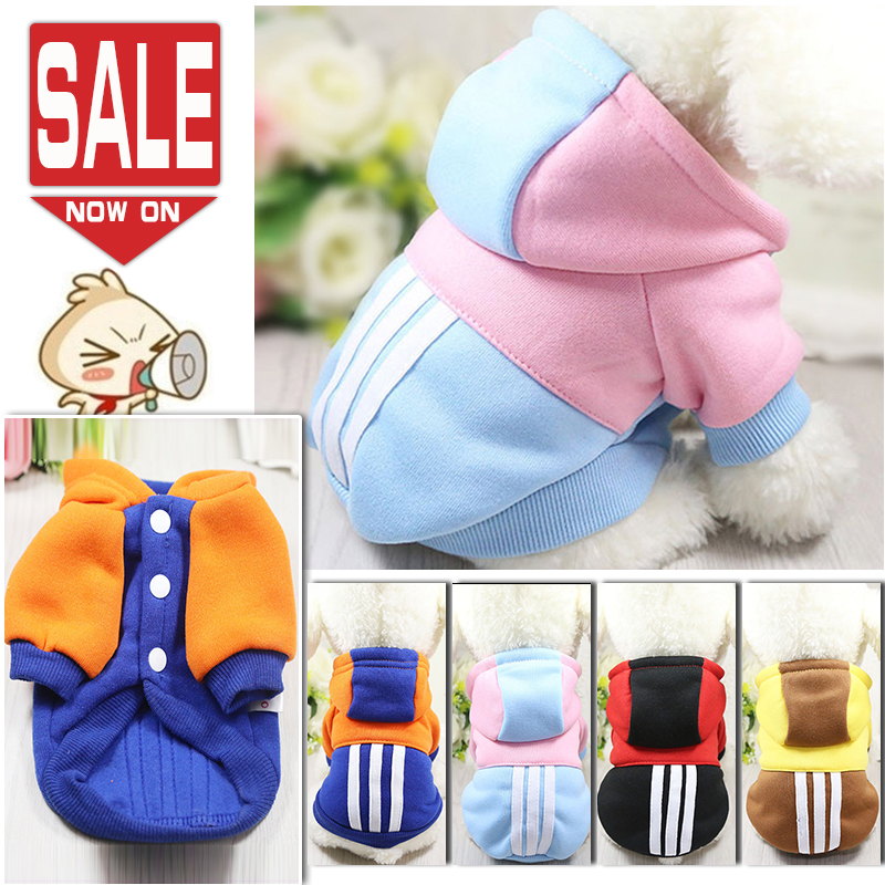 Hoodie Cute Dog Clothes