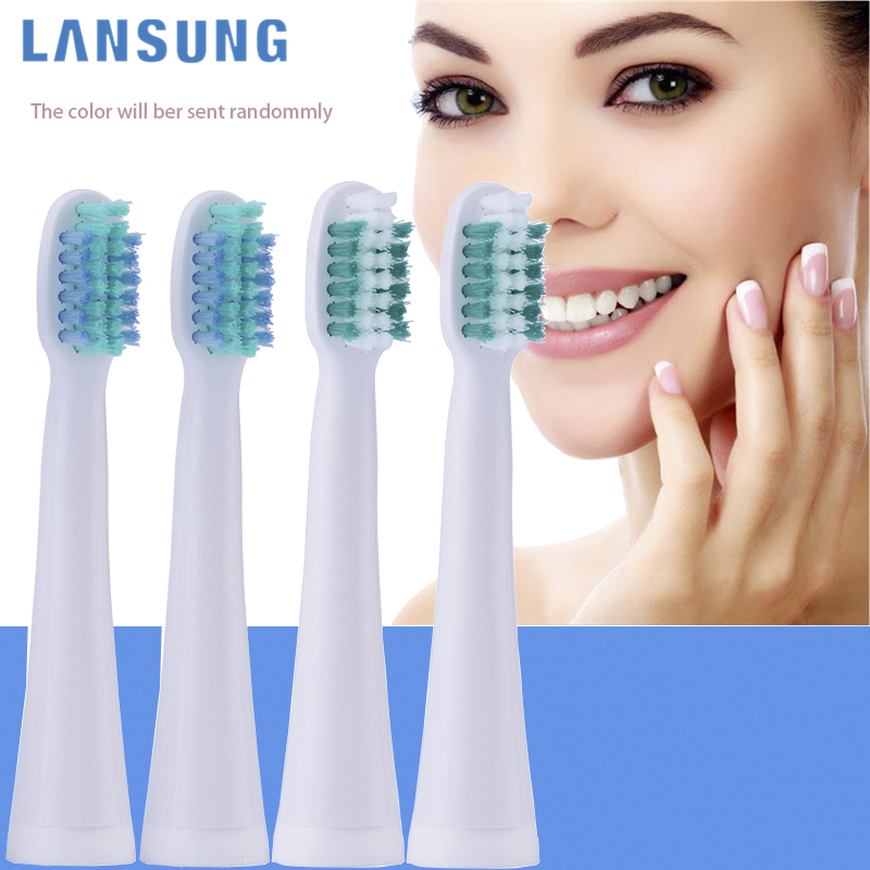 Sonic Electric Toothbrush Head Soft Brush Head Replacement Fit for A39 A39Plus SN901 SN902 A1 U1 Toothbrush Head Deep Clean B60 цена