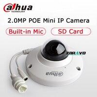 Dahua Starlight IPC HDB4233C SA Dome Camera 2MP POE IP Camera IP67 Waterproof IK10 Vandalproof Built
