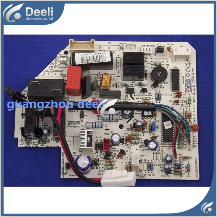 95% new good working for air conditioning pc board motherboard KFR-35G/DY-B DA-KF26G/Y-J.D.01 on sale  95% new good working for air conditioning accessories kfr 23 25 26 32 35g m75a computer board motherboard on sale