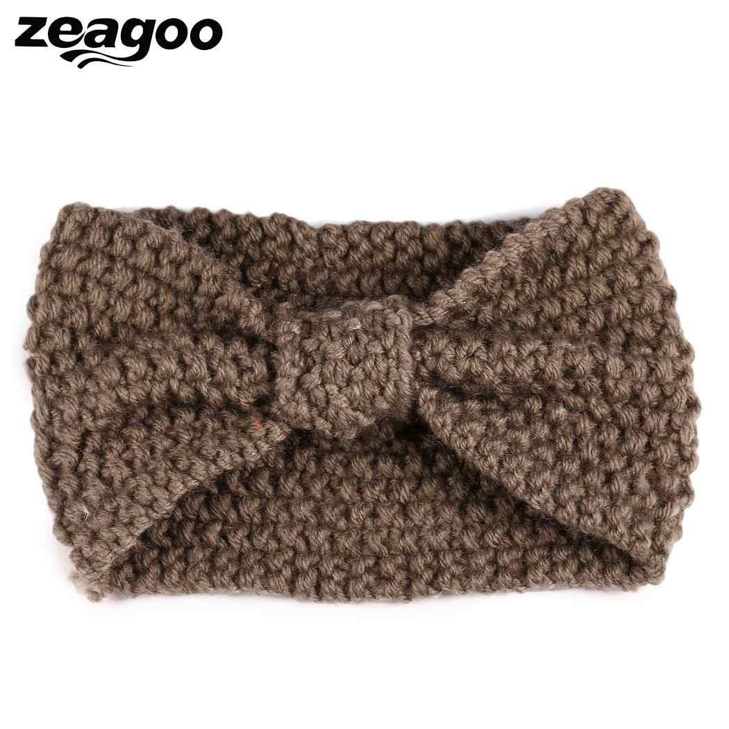 Zeagoo 1 шт. зимняя 4 цвета Мягкая шерстяная вязаная шапка для мужчин и женщин модная унисекс эластичная мягкая ткань Лыжные шапки как хорошие подарки