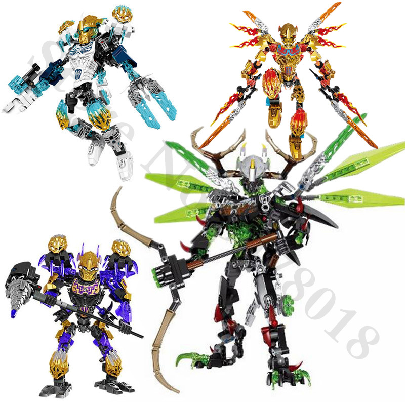 BIONICLE Tahu Ikir action figures Building Block toys Compatible With lego BIONICLE Gift lps pet shop toys rare black little cat blue eyes animal models patrulla canina action figures kids toys gift cat free shipping
