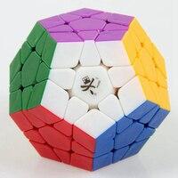 DaYan Megaminx-rank Dodecaedro Magic Cube Velocità Puzzle Cubi Giocattoli Educativi per I Bambini Bambini