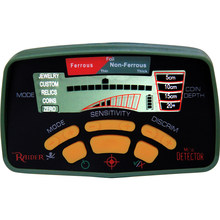 Unidad de Control para detector metal profesional debajo del suelo MD-6350 Discover Sport, verde amarillo disponible