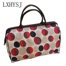 LXHYSJ New Fashion Women Travel Bags Portable Luggage Bag Large capacity waterproof Travel Bag Organizer