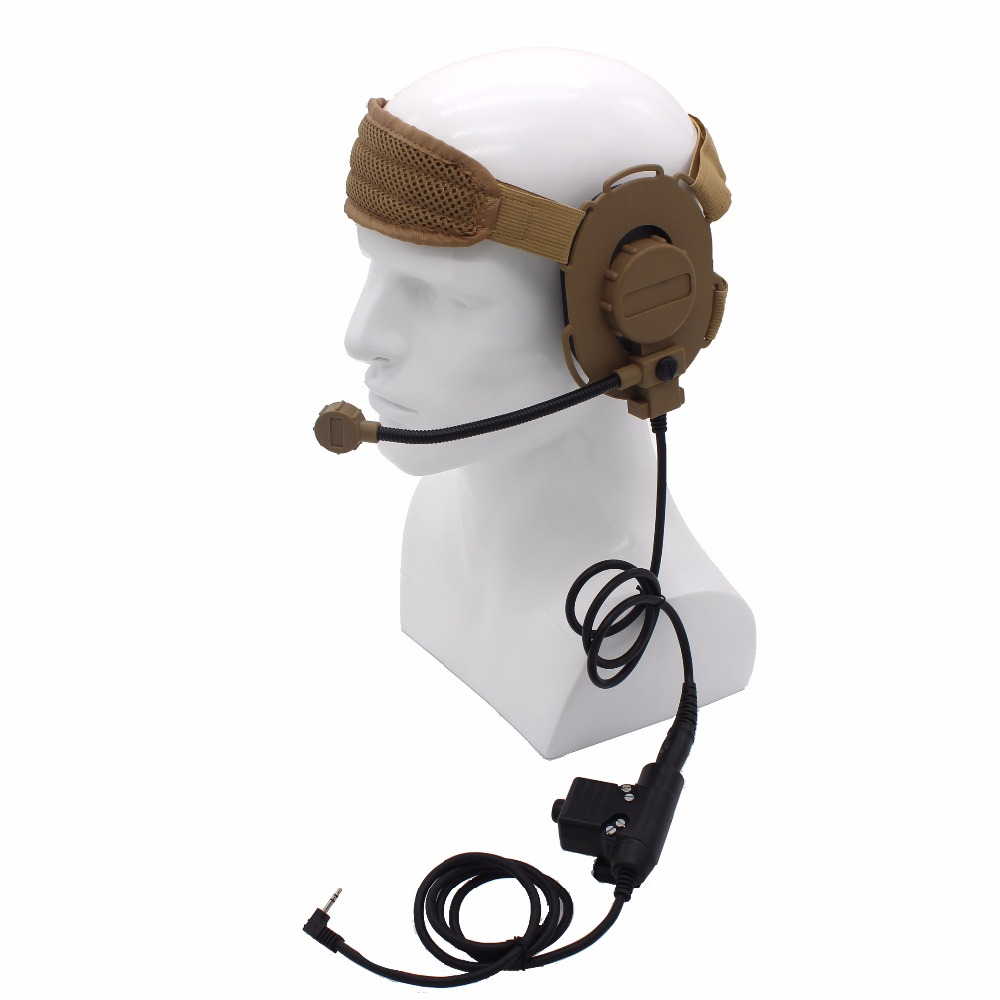 Brave Yellow Hd03 Z Tactical Bowman Elite Ii Headset U94 Ptt For Motorola 1pin Radio Tlkr T80 T60 T3 T5 T6 T7 T5410 T5428 T6200 Carefully Selected Materials Cellphones & Telecommunications