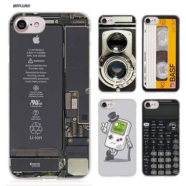 iphone 8 plus hard clear case