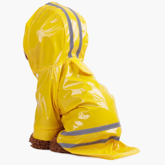 Waterproof Pet Dog Raincoat