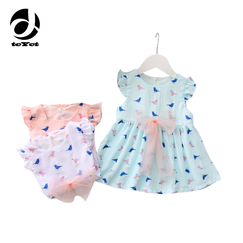 cc71686f6 New Baby Dresses Designs Cute Western Wear Baby Cotton Frocks First  Birthday Party Dress For 1-3 Year Baby Girl Dress