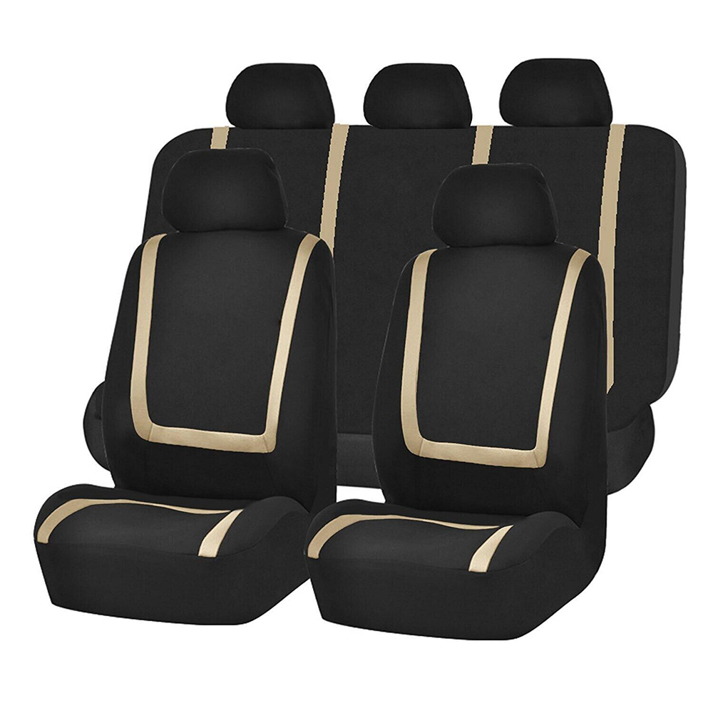 Image 5 - 1 Set 2/4/9pcs Car Seat Covers Universal High Quality Dustproof Anti dirty Automobiles Seats Covers Fit For Most Car SUV Or Van-in Automobiles Seat Covers from Automobiles & Motorcycles