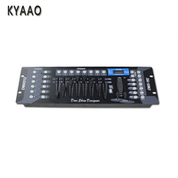 HOT SALE 192 DMX Controller 512 Dmx DJ Console Disco Controller Equipment Use For Moving Head