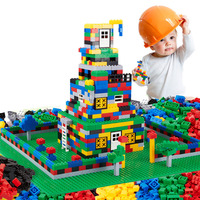 LOZ 1000pcs Building Blocks Set Model Toys DIY Building Blocks Bricks Gifts Compatible Legoingly Friends Without