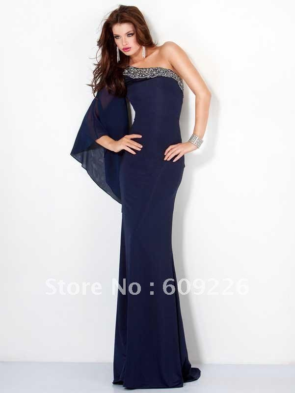 One Sleeve Evening Gowns