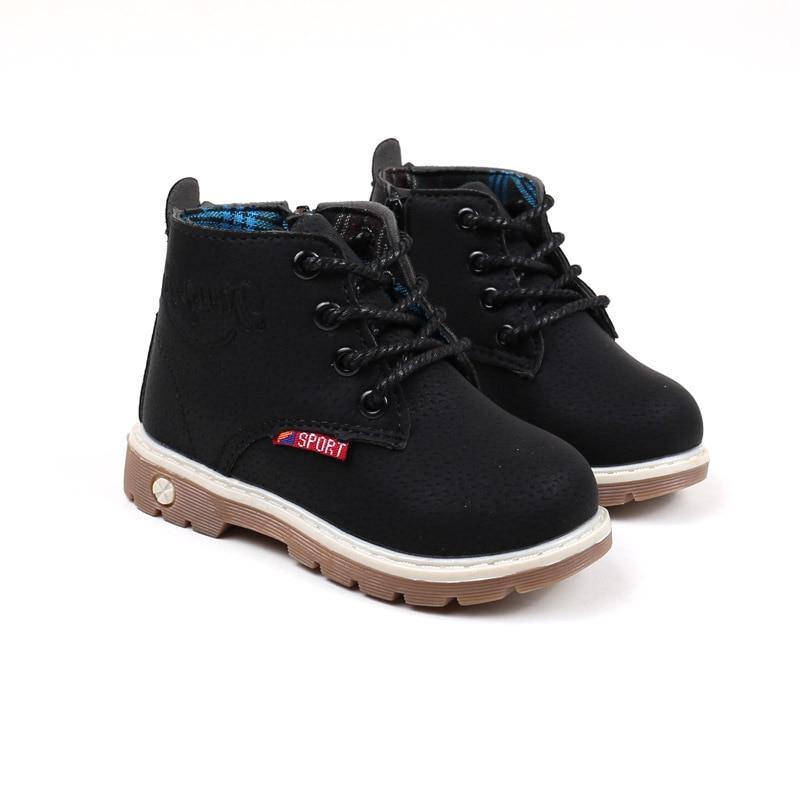Children-Shoes-Matin-Boys-Boots-Autumn-Winter-Leather-Warm-Fashion-Girls-Boots-Gentleman-Rome-Non-slip-Kids-Boots-For-Boys-Girls-2