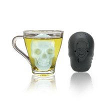 3D Big Skull Shape Silicone Ice Tray Mold Kitchen Bar Party Wine Cube Maker Summer Makers Tool