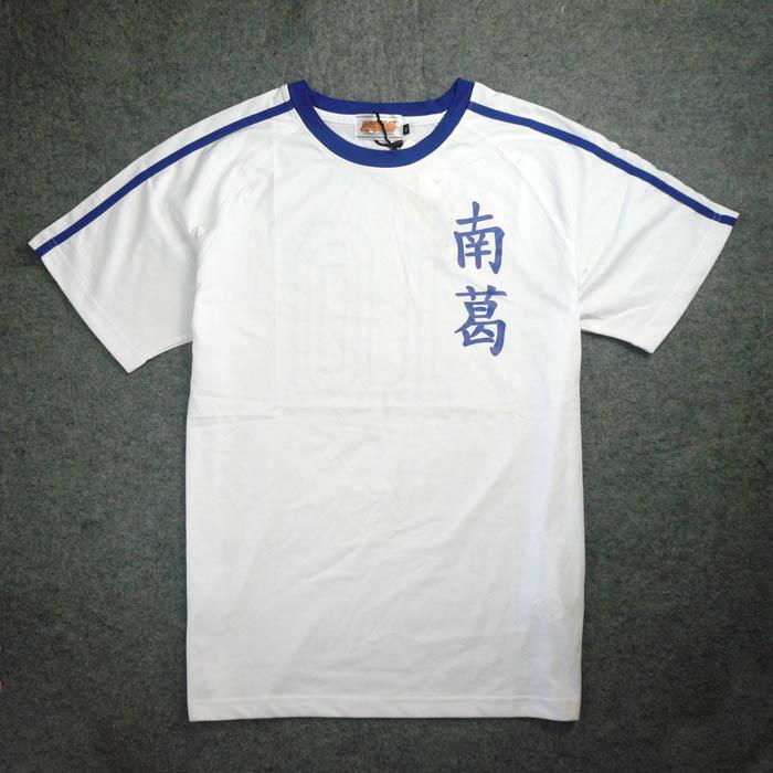 Captain Tsubasa Nankatsu Elementary School 10 Tsubasa Ozora Cos Team Tee Shirt Men's Jersey T-shirt