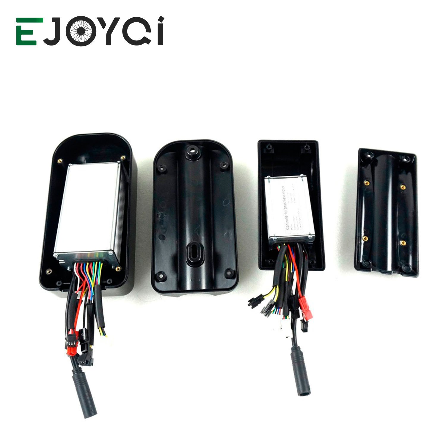 EJOYQI Controller Box Inside For 6 9 12 Mosfets Controller For 14A 22A Controller Electric Bicycle Parts Accessories