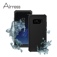 Airress Multi Function Ultra Thin Waterproof Shockproof Dustproof Phone Case Pouch Bag For Samsung Galaxy S8