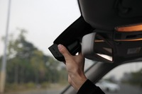 Rearview Mirror Camera And Video Recorder Automobile Car DVR Cheapest CamcorderFor BMW E60 E65 Free Shipping