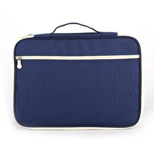 Image 5 - 다기능 방수 a4 옥스포드 문서 파일 폴더 가방 데스크 주최자 스토리지 비즈니스 여행 가방 남성 여성 선물