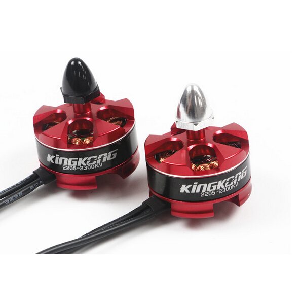 2205 2300KV 2 to 4s CW/CCW Brushless Motor For RC Multicopter QAV250 2 CW / 2 CCW 4set lot original sunnysky x2206s 2100kv 2380kv outrunner brushless motor cw ccw x2206s for qav250 330 rc multicopter