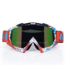 9c371f9ff2 Motorcycle Motocross Goggles Anti-distortion DustProof Glasses Anti Wind  Eyewear MX Goggles ATV Off Road