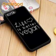 buy online d34b1 faad6 Buy vegan iphone case and get free shipping on AliExpress.com