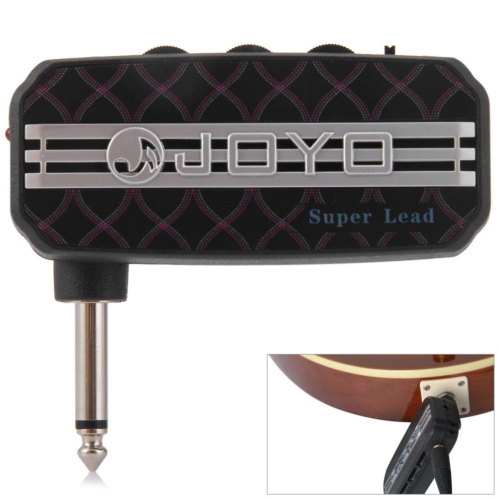 JOYO JA-03 Mini Pocket Design Guitar Amplifier with Super Lead Sound