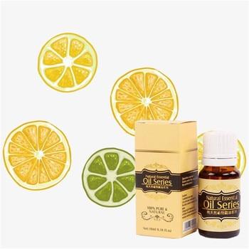 10ml Essential Oil Lemon/ Lemon /Lavender/ Tea Tree Natural Skin Care Moisturize Acne Removal Whitening Massage SPA Bath Oil