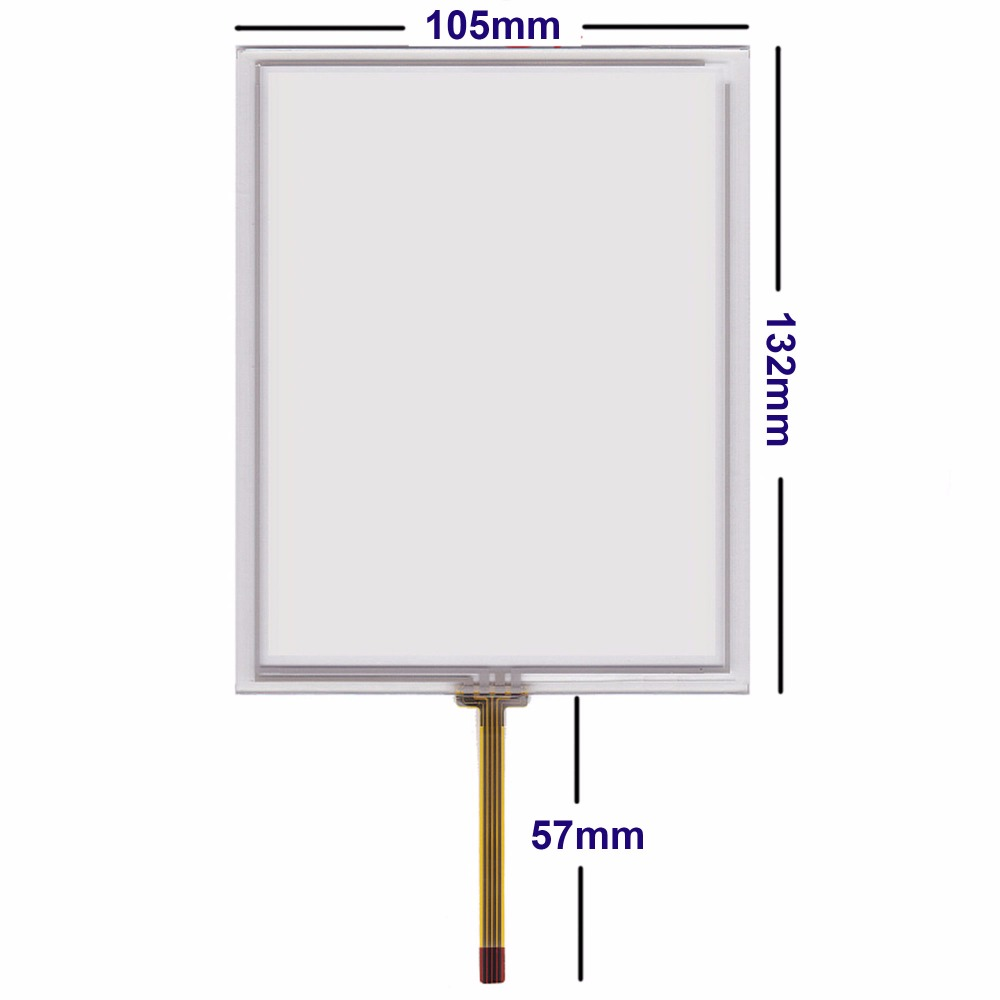 NEW 5.7 inch For Launch X431 GX3 Master Touch Screen glass digitizer glass free shipping