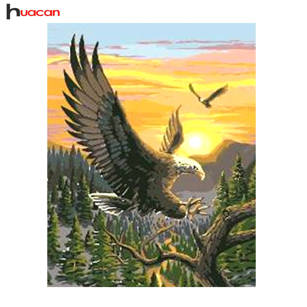 Amazing Eagle Wall Art Collection - Wall Art Collections ...