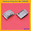 CK  30x New DC Power Jack Micro USB Port Plug Socket for Samsung I9308 I939 I9300 Micro USB Connector Charging Socket,MC-052