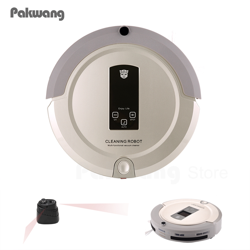 PAKWANG A325 HEPA Filter Robot Vacuum Cleaner For Home Cleaning, Virtual Space Isolator Wall and Auto Recharge ROBOT ASPIRADOR.. присадка в дизельное топливо wolf diesel particulate filter cleaner 0 325 мл