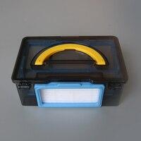 Original dust box Primary HEPA Filter for ilife V3 V3S V3L V3S PRO ilife V5S V5 X5 ilife v5s pro robot vacuum cleaner Parts