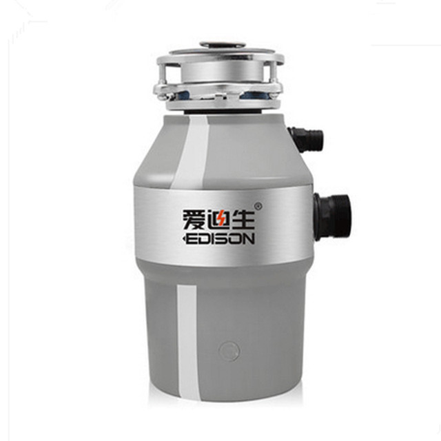 220V/380W Red/Gray/Yellow/Black Garbage Processor 3000Rpm 900ML Kitchen AM18-1 Food Waste Disposer Stainless Steel High Quality