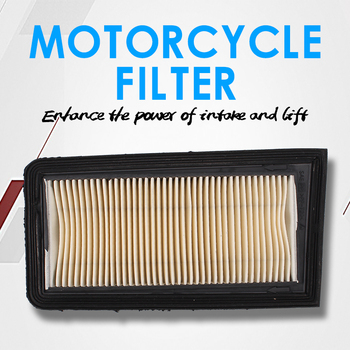 Motorcycle Replacement NEW High Quality Intake Air Filter Cleaner Element For Suzuki AN650 AN SKYWAVE BURGMAN 650 Skywave650 image