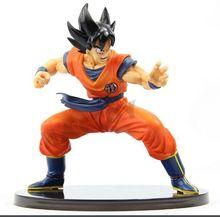 15cm Tenkaichi Budokai Youth Son Goku Action Figure Black Hair Goku High Quality Dragon Ball Model Collection Fine Gift