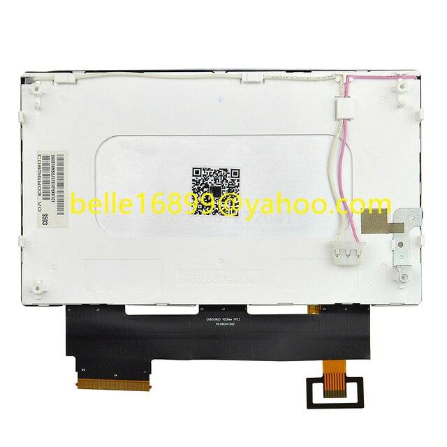Pantalla LCD de 55 pines para coche digitalizador de pantalla táctil de 6,5 pulgadas, con panel táctil, para Skoda VW RCD510 GPS para coche, C065GW03 V0, Envío Gratis