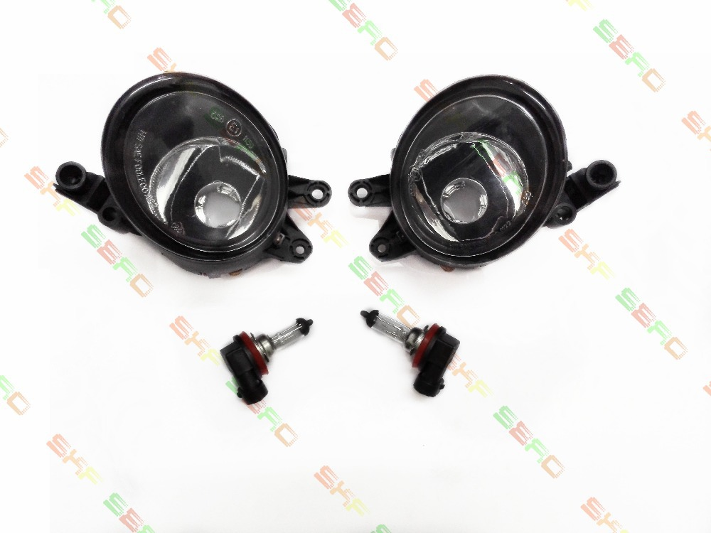 Car styling Halogen FOG LIGHT LIGHTS Fog LAMP Lamps  For AUDI A4 B7 Convertible 2002-2009  1 SET malcayang fog lights for polo 12v 55w h11 1 set car styling halogen for lexus rx350 awd 2009 2013
