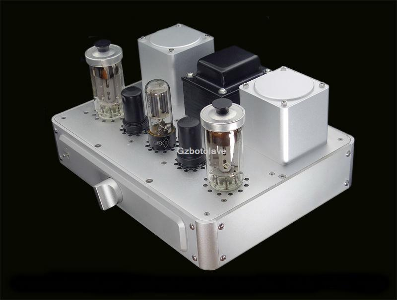 8w*2 Bluetooth 5.0 Small 300b Fu50 Tube Amplifier Pcm5102 Decoding Csr Qcc3003 Amplifier High Resilience