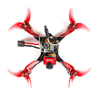 Emax Babyhawk R Pro 120mm FPV Drone w F4 Flight Control RS1106 II 6000KV Bullet 20A BLheli_s 4in1 ESC CADDX Micro S1 CCD Camera