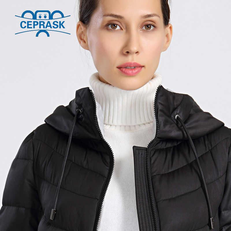 2019 neue Winter Jacke Frauen Plus Größe Langen Dicken Mode Womens Winter Mantel Mit Kapuze Unten Jacken Parka Femme 6xl 5xl ceprask