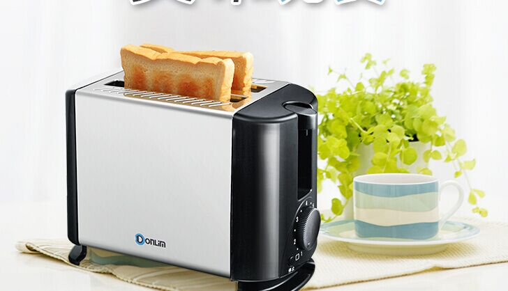 TOWER 2 SLICE BREAD LOAF DEFROST REHEAT VARIABLE BROWNING CONTROL TOASTER NEW