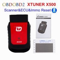 New Arrival XTUNER X500 Bluetooth Special Function OBD2 Car Diagnostic Interface For Android Phone PC Automotriz