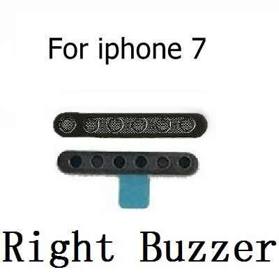Malla y Marco antipolvo para altavoces y altavoces para iPhone X 6 6s 6plus 6splus 7 7 plus malla más fuerte reparación de piezas de repuesto a prueba de polvo