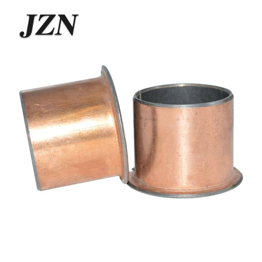 SF1-F Self-lubricating Oil Bearing Flange Non Oil Bronze Bushing Inner Diameter 6mm8mm