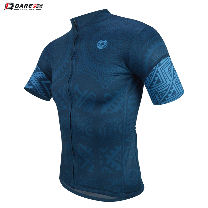 Darevie cycling jersey quick dry jersey short sleeve breathable cycling jersey short sleeve bike jersey with 3 back pocketsDarevie cycling jersey quick dry jersey short sleeve breathable cycling jersey short sleeve bike jersey with 3 back pockets