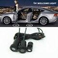 Для Mazda Высокое Качество 12 В ВОДИТЬ Автомобиль Дверь Логотип Света автомобиля приветствуется Лампы Auto Лазерный Проектор Света Для Большинства автомобили