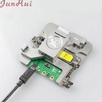 4 в 1 HDD жесткий диск Тесты Ремонт Стенд для iphone 6 S 6SP 7 г 7 P чип флэш памяти NAND IC материнской приспособление Тесты er