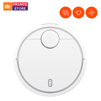 Global Version Xiaomi Robotic Vacuum Cleaner With Phone Mijia WIFI Remote Control Sweep Machine For Home Filter Dust Sterilize